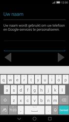 Huawei Ascend Mate 7 4G (Model MT7-L09) - Applicaties - Account aanmaken - Stap 5