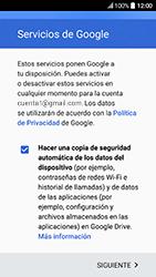 HTC 10 - E-mail - Configurar Gmail - Paso 15