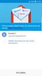 Samsung Galaxy S7 Edge - E-mail - Configurar Gmail - Paso 16