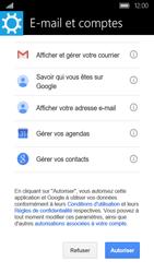 Acer Liquid M330 - E-mail - Configuration manuelle (gmail) - Étape 12