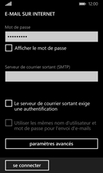 Microsoft Lumia 435 - E-mail - Configuration manuelle - Étape 17