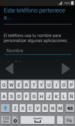 Samsung Galaxy Core Prime - Primeros pasos - Activar el equipo - Paso 12