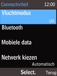 Nokia 215 (Type RM-1111) - Buitenland - Bellen, sms en internet - Stap 5