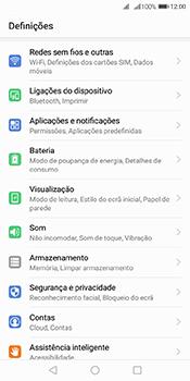 Huawei Y6 (2018) - Segurança - Como ativar o código PIN do cartão de telemóvel -  3