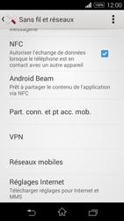 Sony Xperia E3 - Internet - configuration manuelle - Étape 6