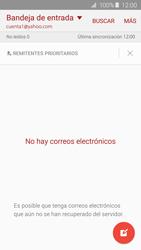 Samsung Galaxy A5 (2016) - E-mail - Configurar Yahoo! - Paso 4