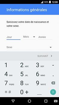 Acer Liquid Zest 4G Plus - Applications - Créer un compte - Étape 9