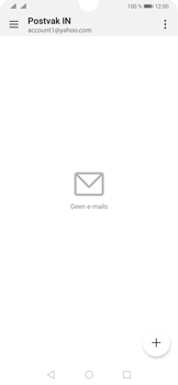 Huawei P30 - E-mail - Handmatig instellen (yahoo) - Stap 4