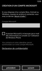 HTC Windows Phone 8S - Applications - Télécharger des applications - Étape 11