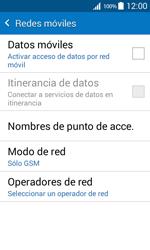 Samsung Galaxy Core Prime - Internet - Activar o desactivar la conexión de datos - Paso 8