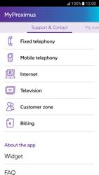 Samsung A320 Galaxy A3 (2017) - Applications - MyProximus - Step 19