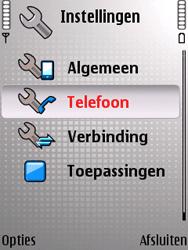 Nokia E66 - Buitenland - Bellen, sms en internet - Stap 5