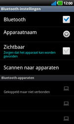 LG P970 Optimus Black - Bluetooth - Headset, carkit verbinding - Stap 7