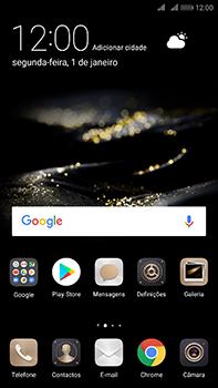 Huawei Mate 10 - Aplicações - Como pesquisar e instalar aplicações -  1
