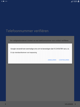 Samsung Galaxy Tab S2 9.7 (T815) - Toestel - Toestel activeren - Stap 13