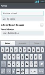 LG E975 Optimus G - E-mail - Configuration manuelle - Étape 6