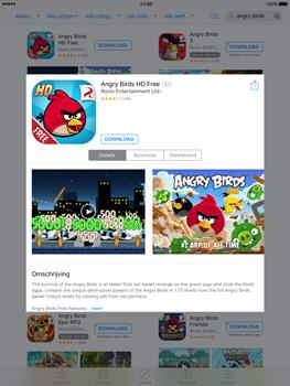 Apple iPad Mini 4 - Applicaties - Downloaden - Stap 11