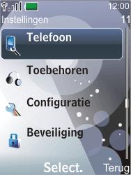Nokia 7210 supernova - Buitenland - Bellen, sms en internet - Stap 4