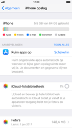 Apple iPhone 7 iOS 11 - iOS 11 - Ruim apps op - Stap 5