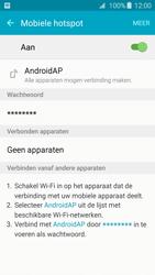 Samsung Galaxy A3 2016 (SM-A310F) - WiFi - Mobiele hotspot instellen - Stap 11