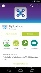 Acer Liquid Jade Z - Applicaties - MyProximus - Stap 10
