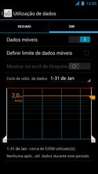 Wiko Darkmoon - Internet no telemóvel - Configurar ligação à internet -  6