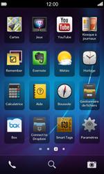 BlackBerry Z10 - Internet et connexion - Activer la 4G - Étape 3