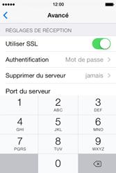 Apple iPhone 4S - E-mails - Ajouter ou modifier un compte e-mail - Étape 22