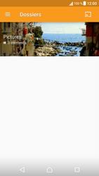 Sony Xperia X - Photos, vidéos, musique - Envoyer une photo via Bluetooth - Étape 8