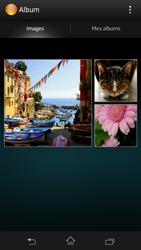 Sony Xpéria SP - Photos, vidéos, musique - Envoyer une photo via Bluetooth - Étape 4