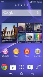 Sony Xperia E3 - Internet - configuration automatique - Étape 4
