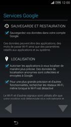 Sony Xpéria T3 - Premiers pas - Créer un compte - Étape 18