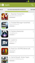 Samsung Galaxy S3 4G - Applications - Télécharger une application - Étape 10