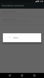LG Nexus 5X (H791F) - Android Nougat - Netwerk selecteren - Handmatig een netwerk selecteren - Stap 8