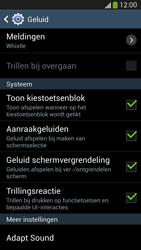 Samsung I9505 Galaxy S IV LTE - Adapt Sound - Adapt Sound instellen - Stap 6