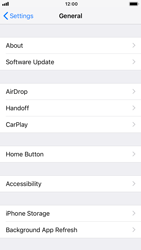 Apple iPhone 6 - iOS 12 - Device - Software update - Step 5