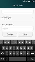 Huawei Y635 Dual SIM - Email - Manual configuration - Step 12