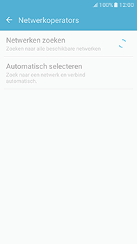 Samsung Galaxy J7 (2016) (J710) - Netwerk - Gebruik in het buitenland - Stap 7