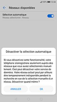 Huawei P10 Plus - Réseau - Utilisation à l