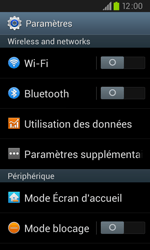 Samsung I9105P Galaxy S II Plus - Réseau - utilisation à l'étranger - Étape 7