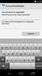Acer Liquid Jade S - E-mail - Account instellen (IMAP met SMTP-verificatie) - Stap 18
