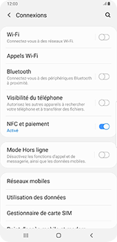 Samsung Galaxy S9 Plus - Android Pie - Réseau - activer 4G - Étape 5