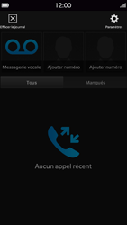 BlackBerry Z30 - Messagerie vocale - Configuration manuelle - Étape 5