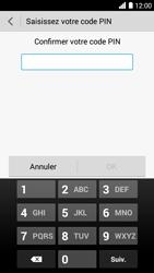 Bouygues Telecom Ultym 5 - Sécuriser votre mobile - Activer le code de verrouillage - Étape 9