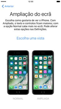 Apple iPhone 7 Plus - Primeiros passos - Como ligar o telemóvel pela primeira vez -  24