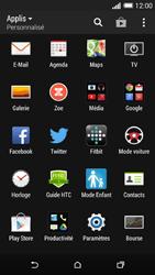 HTC One (M8) - Photos, vidéos, musique - Envoyer une photo via Bluetooth - Étape 3
