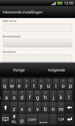 HTC C525u One SV - E-mail - Handmatig instellen - Stap 11