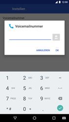 LG Nexus 5x - Android Nougat - Voicemail - Handmatig instellen - Stap 10