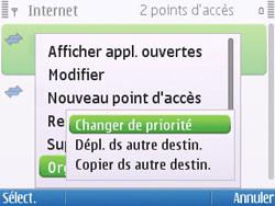 Nokia E5-00 - Internet - Configuration manuelle - Étape 13