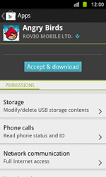 Samsung I9100 Galaxy S II - Applicaties - Downloaden - Stap 17